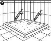Schema montaggio box doccia fare di una mosca - Posa piatto doccia prima o dopo piastrelle ...