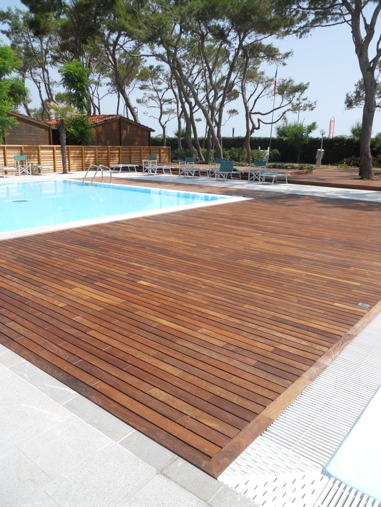 Listelli legno dimensioni
