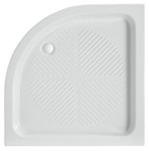 Piatto doccia 70 70 angolare boiserie in ceramica per bagno for Leroy merlin piatto doccia