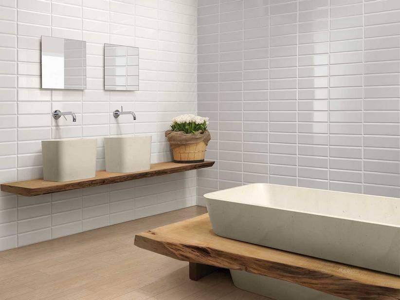 Bagno con piastrelle nere bagno con mattonelle nere - Outlet piastrelle bagno ...