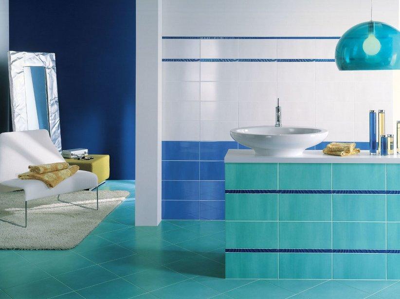 Bagno azzurro e grigio le migliori idee per la tua design per la