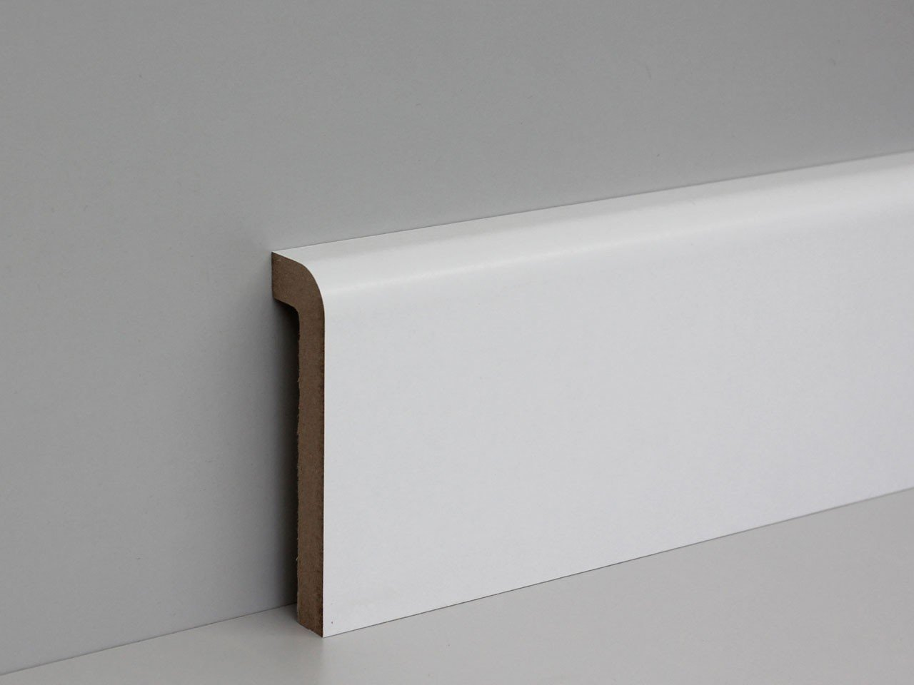 Batt coprimarmo bianco l 2 4 mdf iperceramica for Battiscopa ikea