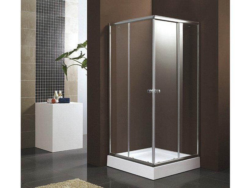 Box doccia 80 80 confortevole soggiorno nella casa for Cabine doccia prezzi