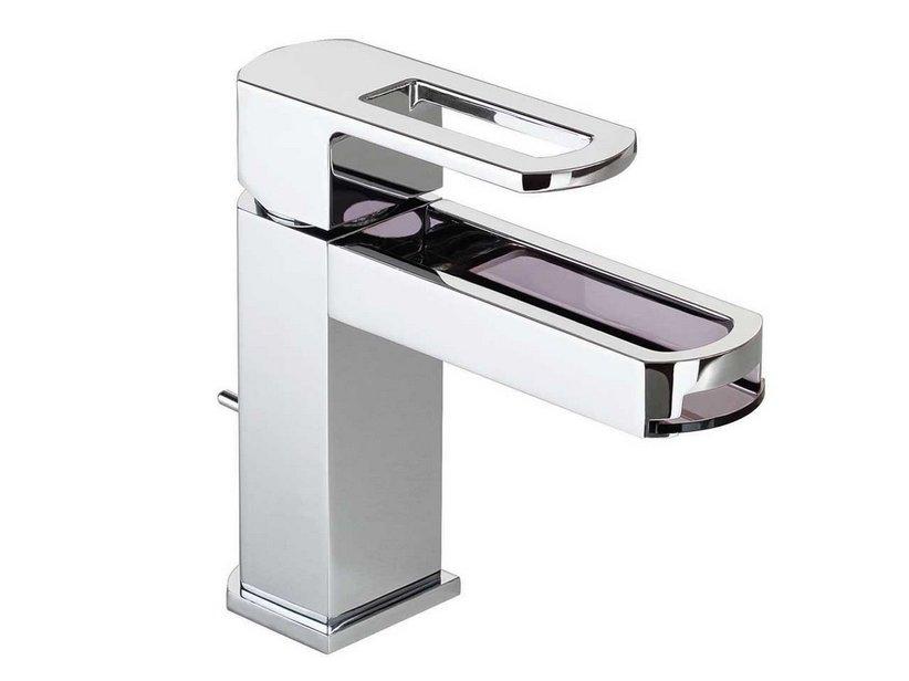 Infinity cascade monoc lavabo c scarico iperceramica - Rubinetti lavabo bagno ...