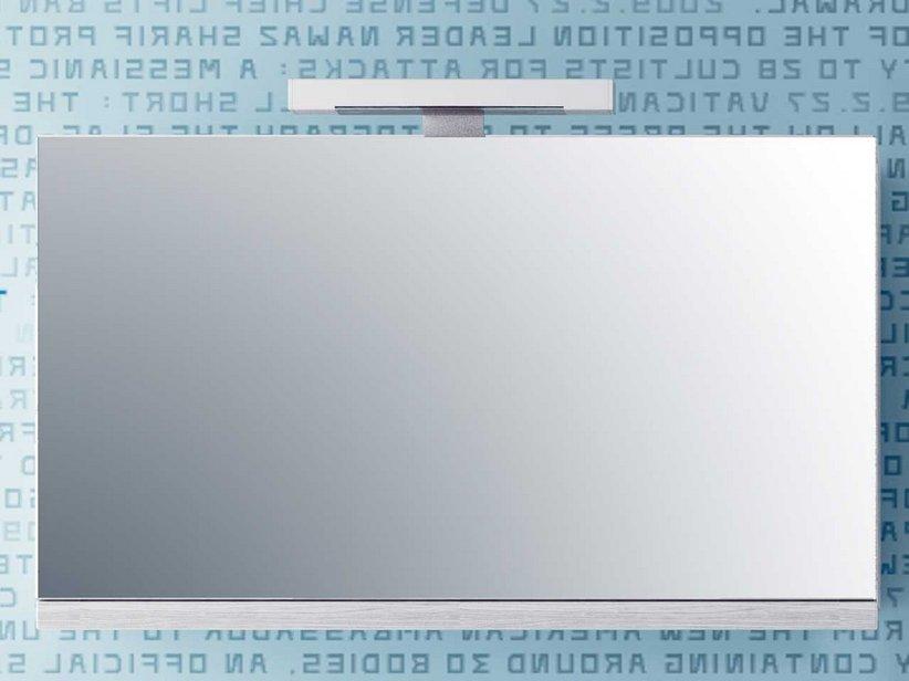 jolly specchio contenitore 89x50 cenere