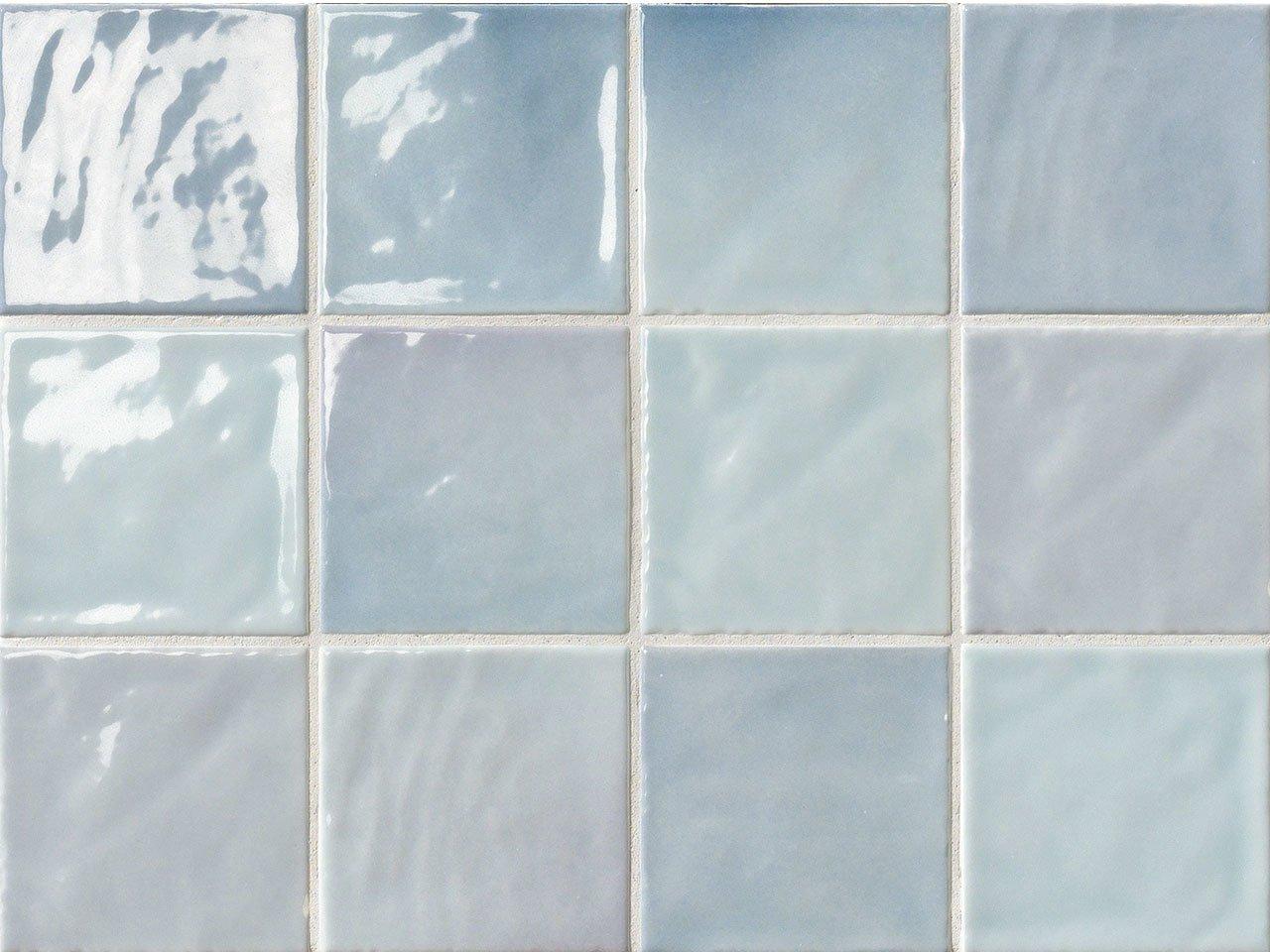Napoli azzurro 10x10 iperceramica for 10x10 ceramic floor tile