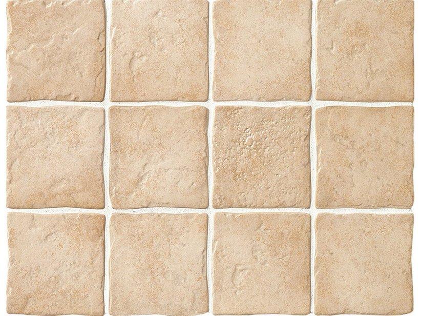 Zanzibar beige sfuso 10x10 iperceramica - Piastrelle cucina 10x10 ...