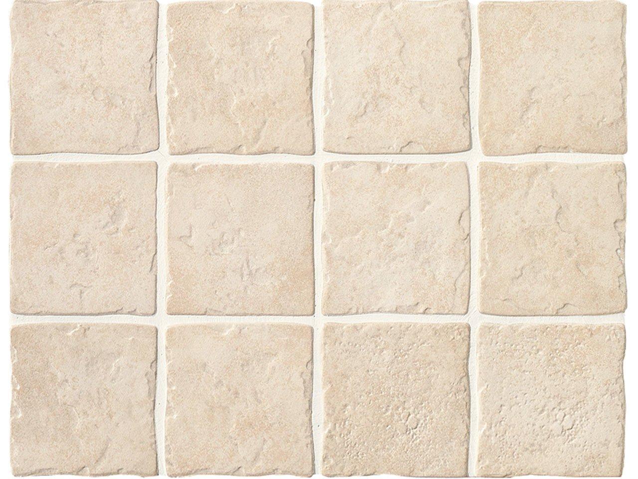 Zanzibar bianco sfuso 10x10 iperceramica - Piastrelle rivestimento cucina 10x10 ...