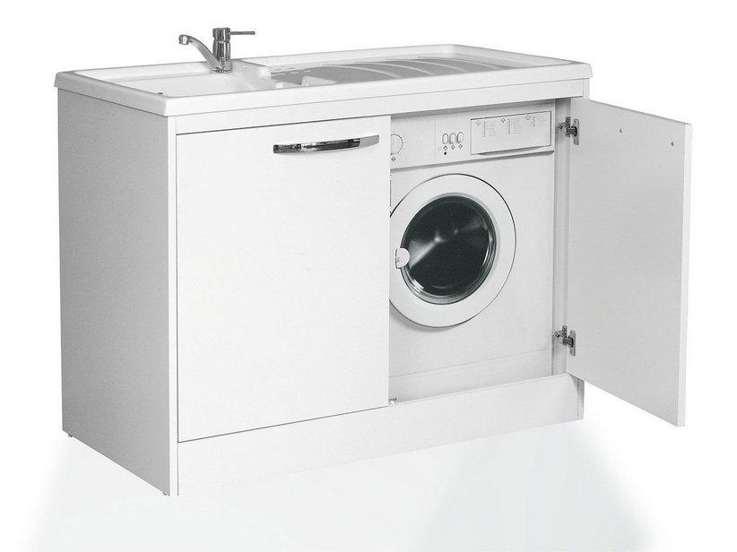Coprilavatrice silvestro 109x60 iperceramica for Esterno lavatrice