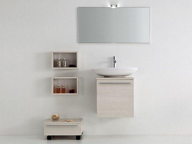 Mobili bagno habitat design casa creativa e mobili ispiratori - Iperceramica bagno ...