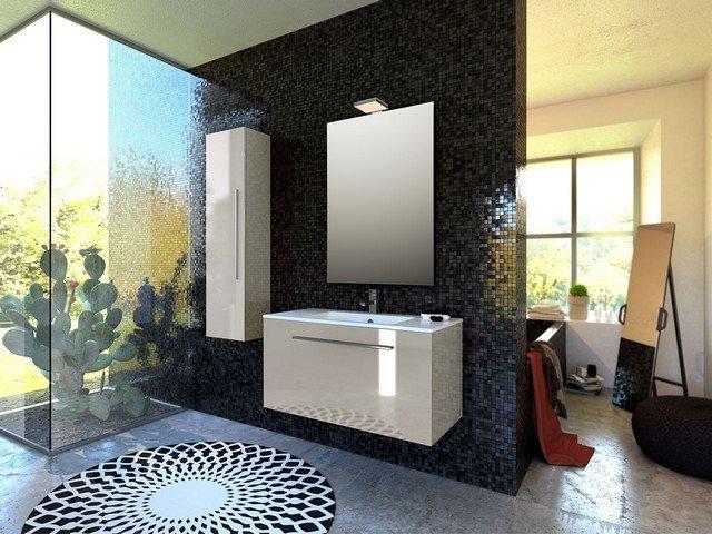 Rivestimenti bagno moderno tortora serie antares pavimenti e rivestimenti armonie by arte - Bagno color tortora ...