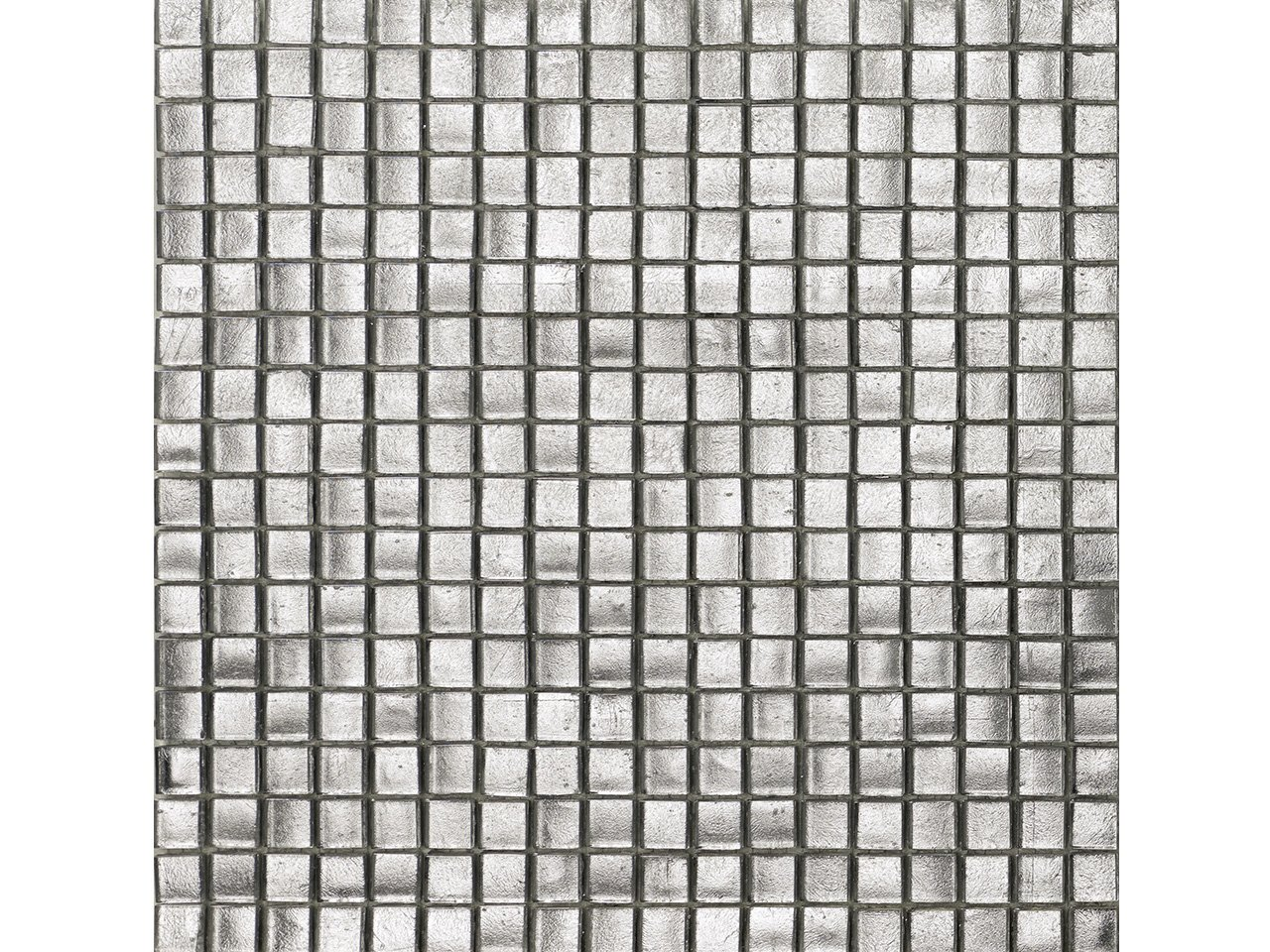 Mos vetro platinopuro iperceramica - Mosaico vetro bagno ...