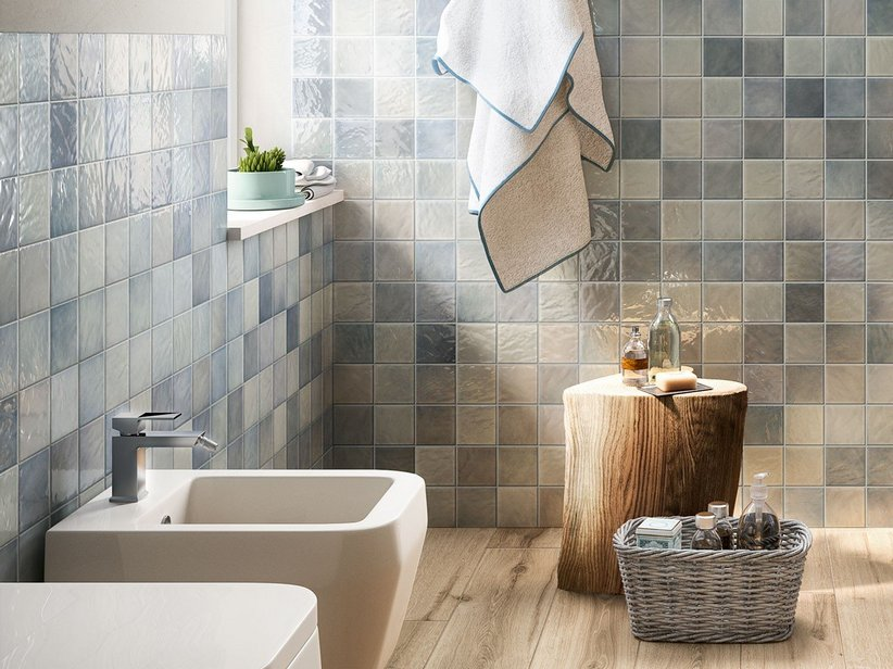 Rivestimento bagno napoli iperceramica rivestimento pareti