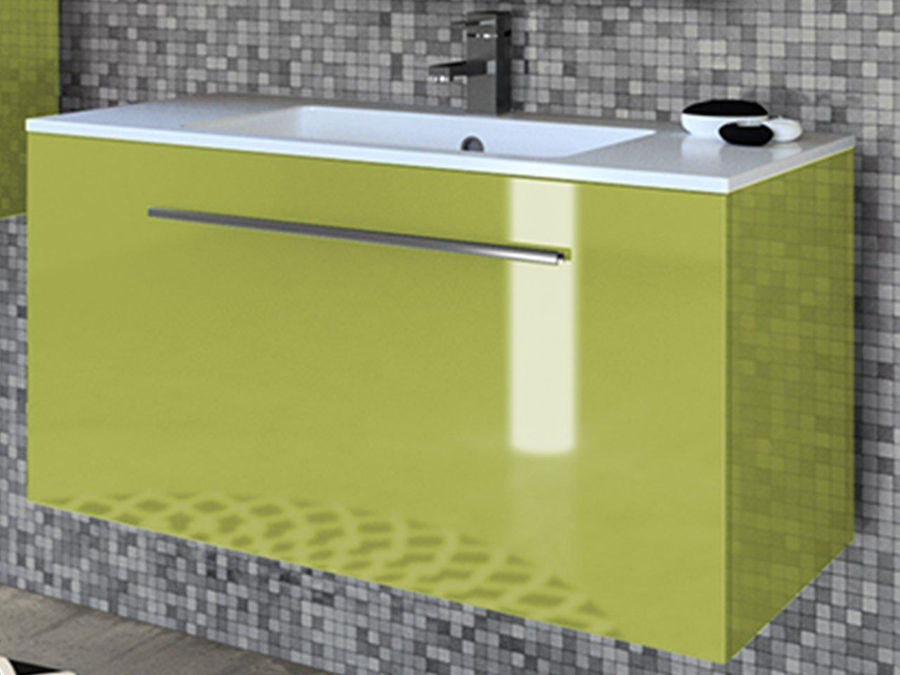 Mobili bagno verdi excellent mobili bagno verdi with mobili bagno verdi good mobile arredo - Tappeti moderni verde acido ...