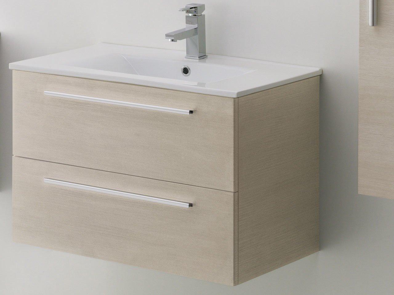 Plafoniera bianca vetro led - Iperceramica mobili bagno ...