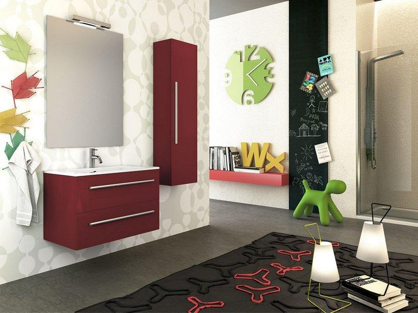 Colore Pareti Bordeaux : Colori pareti pitturare interni salotto salone sala da pranzo