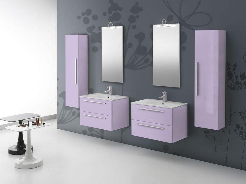 Mobile Bagno Color Tortora : Mobile bagno corfu xcm con lavabo