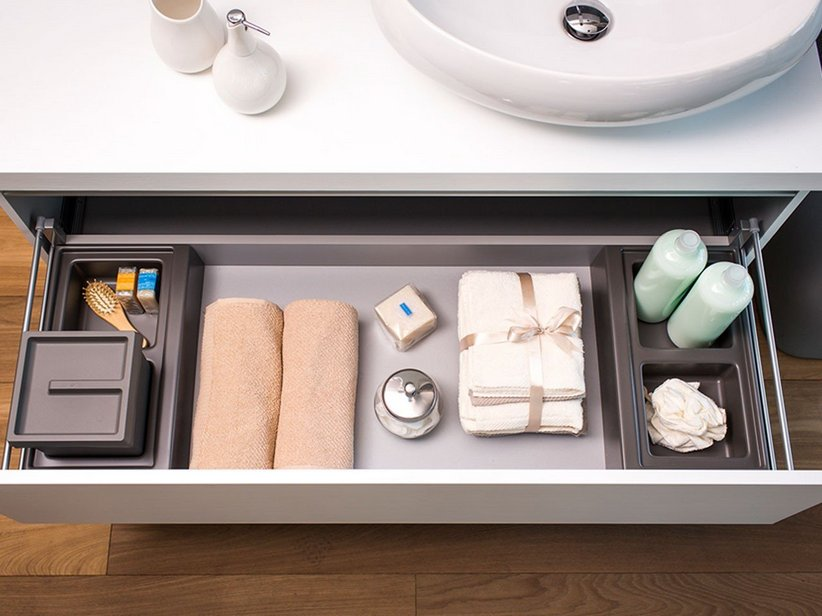 Accessori per mobili bagno iperceramica for Accessori x il bagno