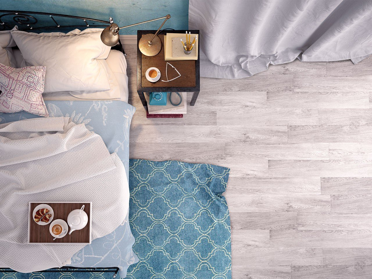 Immagini Per Pareti Cucina Adesivo Murale Wall Art Quot Rami Di Camp  #633F31 1280 960 Colori Pareti Pitturare Interni Salotto Salone Sala Da Pranzo