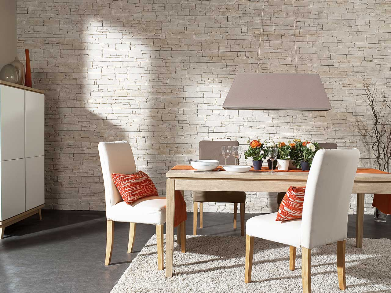 Yellowstone beige int iperceramica for Idee per interni