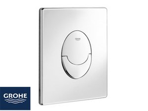 GROHE® PLACCA START 2 PULSANTI CROMO