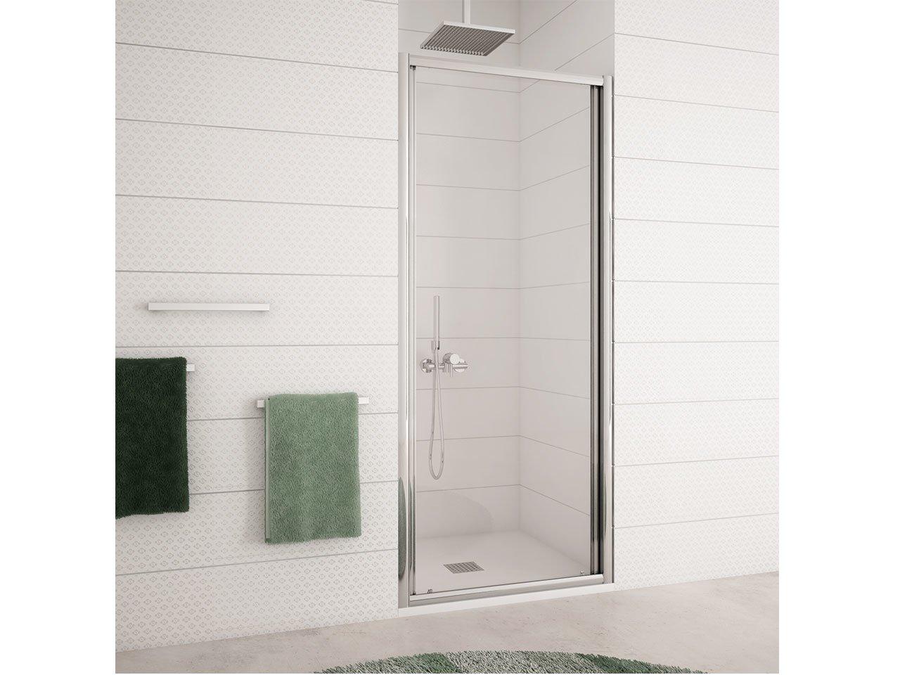 Porte doccia scorrevole e a soffietto - Prezzi e offerte ...