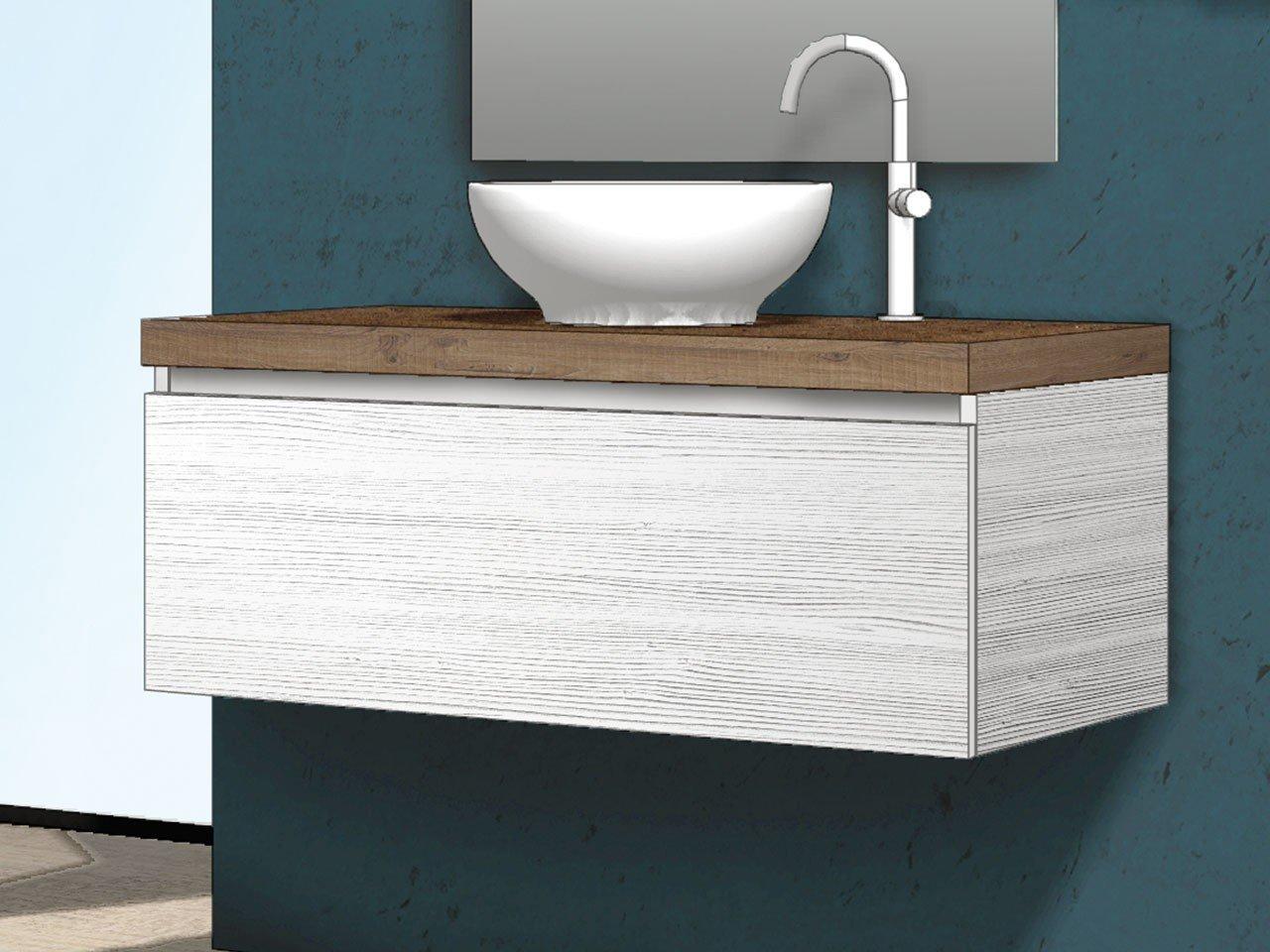 Mobili bagno qubo idee di design per la casa