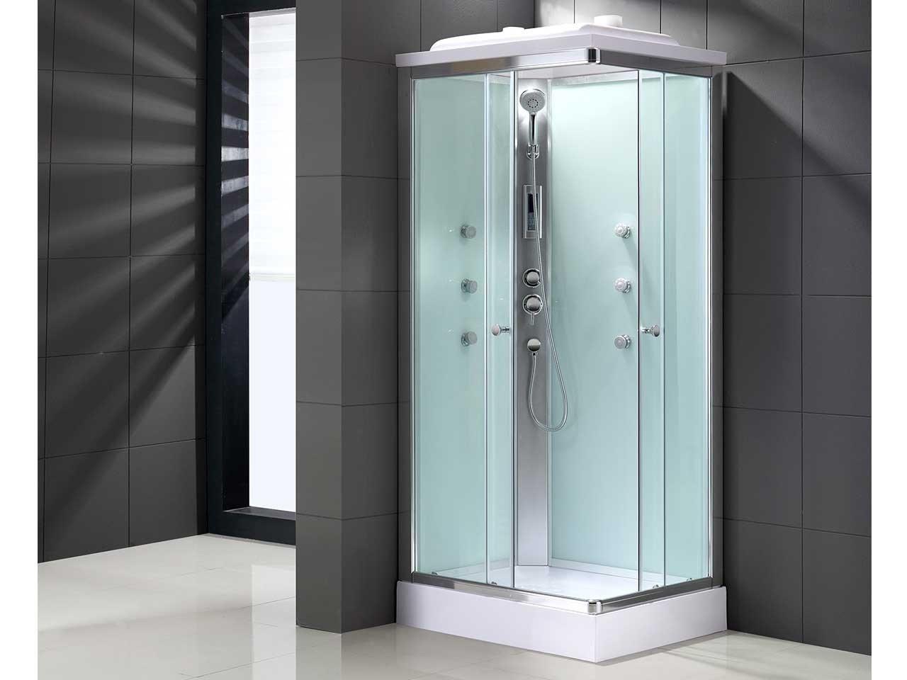 Iperceramica bagno doccia la scelta giusta variata sul for Piccola doccia della casa