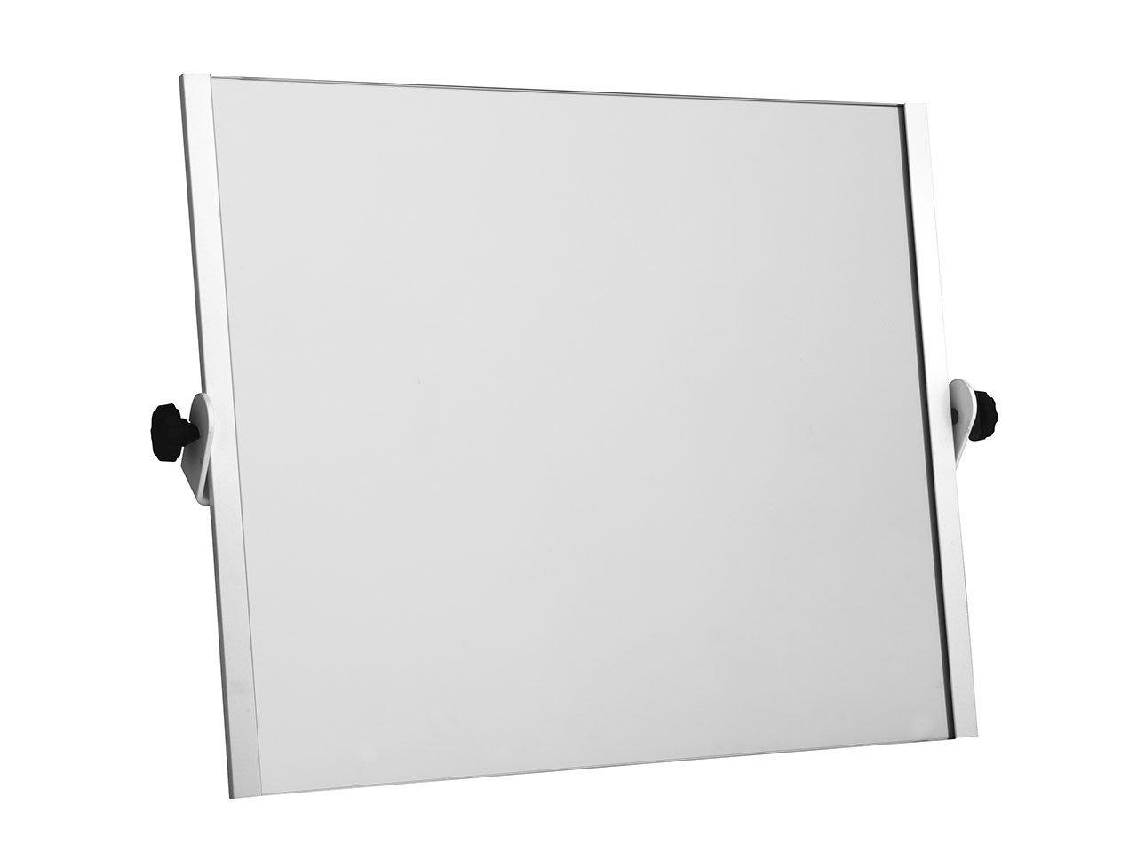 sicura specchio basculante 60x50 bianco iperceramica