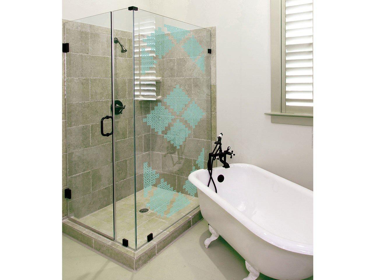 smooth douche dentelle cm 70x100 iperceramica. Black Bedroom Furniture Sets. Home Design Ideas