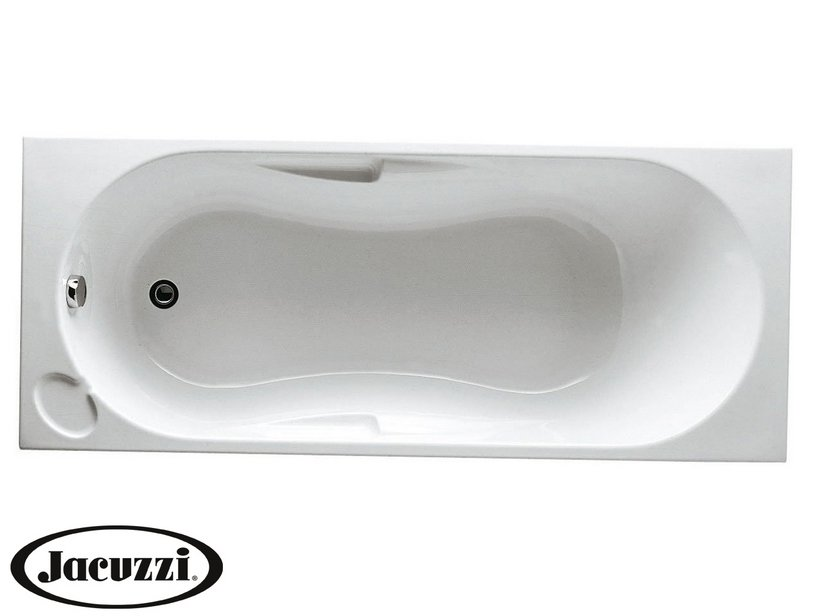 PROJECTA by JACUZZI® AIRA BATH WITHOUT FEET cm. 160X70 ...