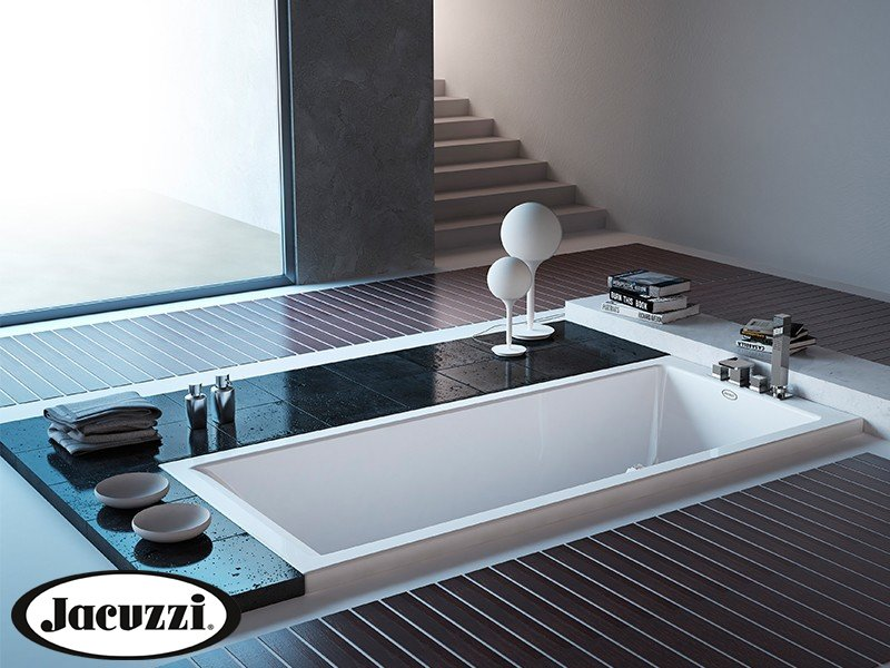 Home page  Jacuzzi  JACUZZI® MOOVE VASCA INCASSO 170X70