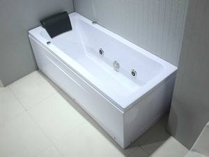 Vasche da bagno e idromassaggio prezzi e offerte iperceramica - Bordo vasca da bagno ...