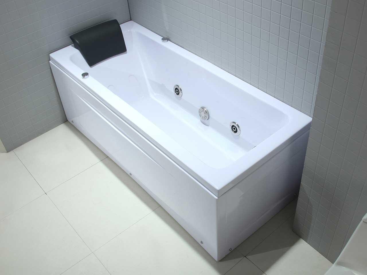 30 Splendida Vasche Da Bagno Idromassaggio | L\'arredamento e la ...