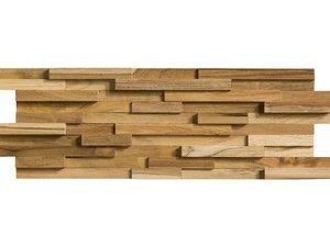 Rivestimento in legno naturale wonderwood natural iperceramica