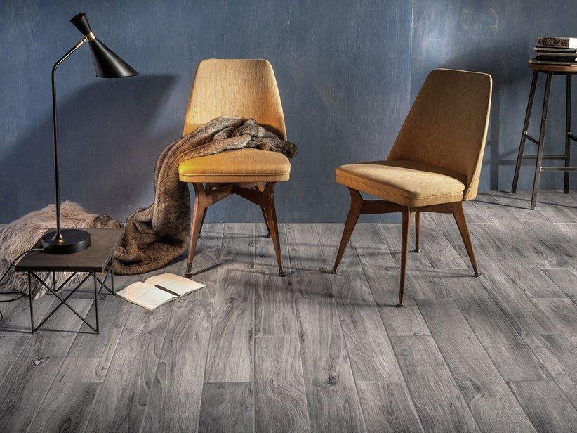 pavimento in gres effetto legno woodland iperceramica