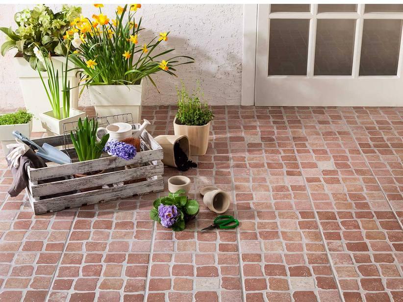 Gres porcellanato da esterni rambla iperceramica - Pavimenti per esterno offerte ...