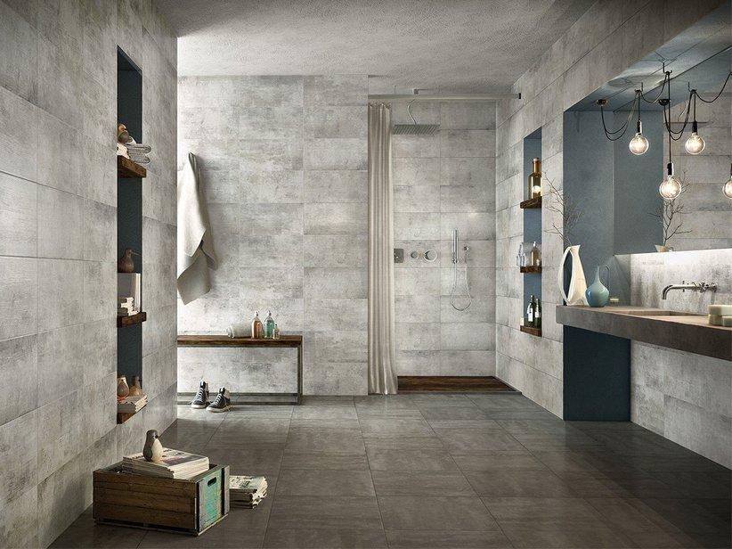 rivestimenti e piastrelle per un bagno da sogno - iperceramica - Piastrelle Bagno Moderno Piccolo