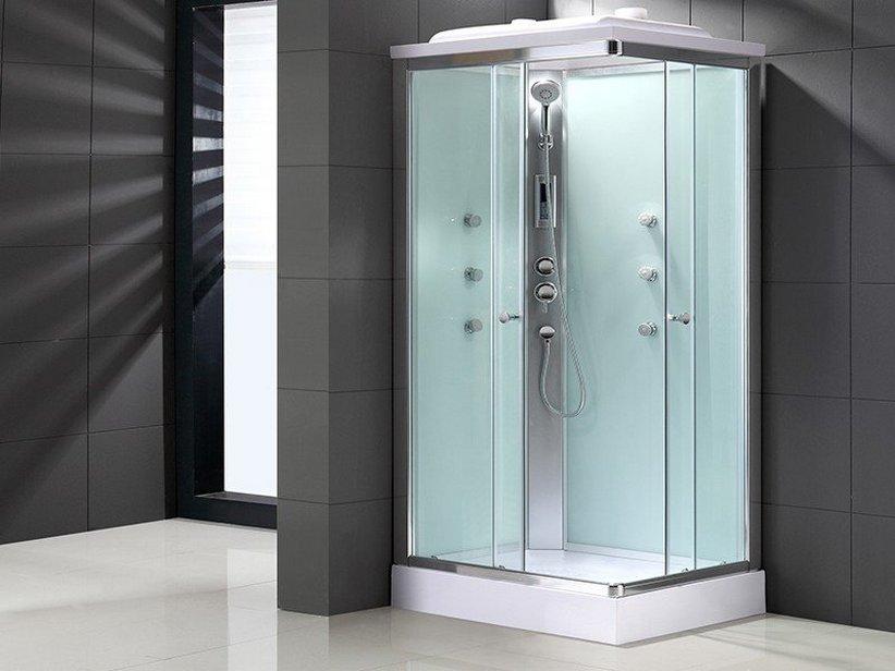 Box doccia catania boiserie in ceramica per bagno for Cabine doccia prezzi
