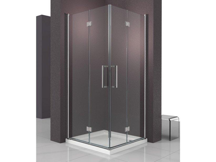 Box doccia palermo doppia porta scoorevole