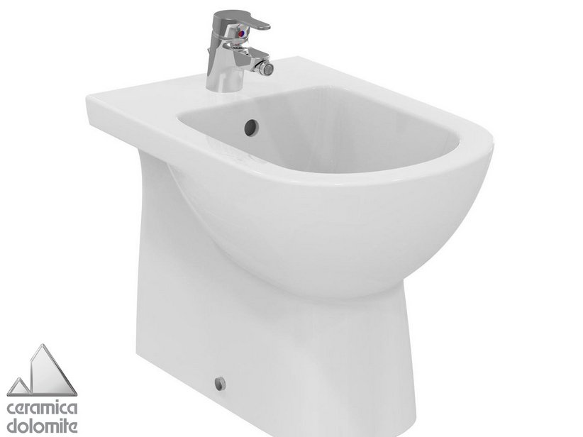 Sanitari Filo Muro Ideal Standard.Ideal Standard Gemma2 Back To Wall Bidet Iperceramica