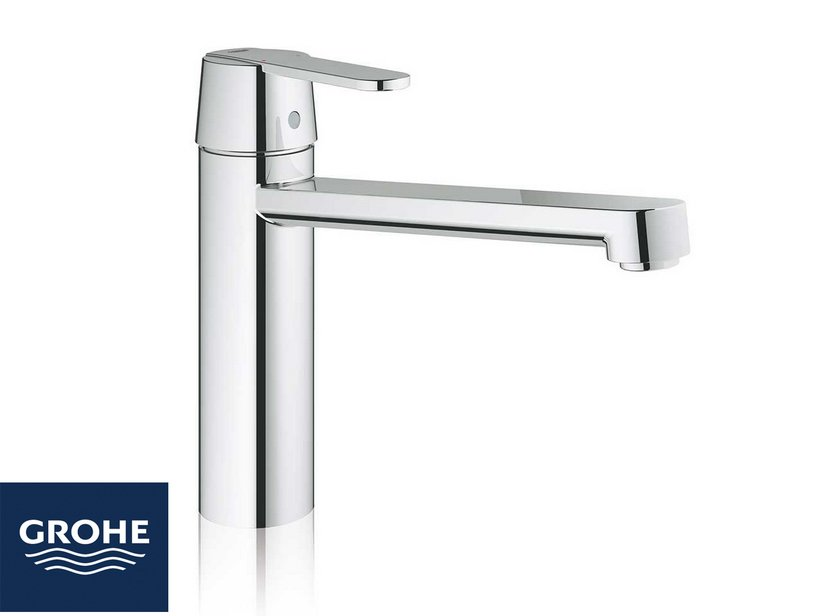 GROHE GET KITCHEN TAP MEDIUM/HIGH SPOUT CHROME - Iperceramica