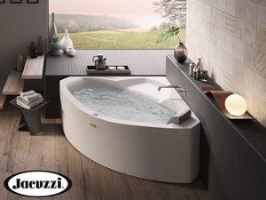 Vasca Da Bagno Jacuzzi Aira : Vasche da bagno iperceramica