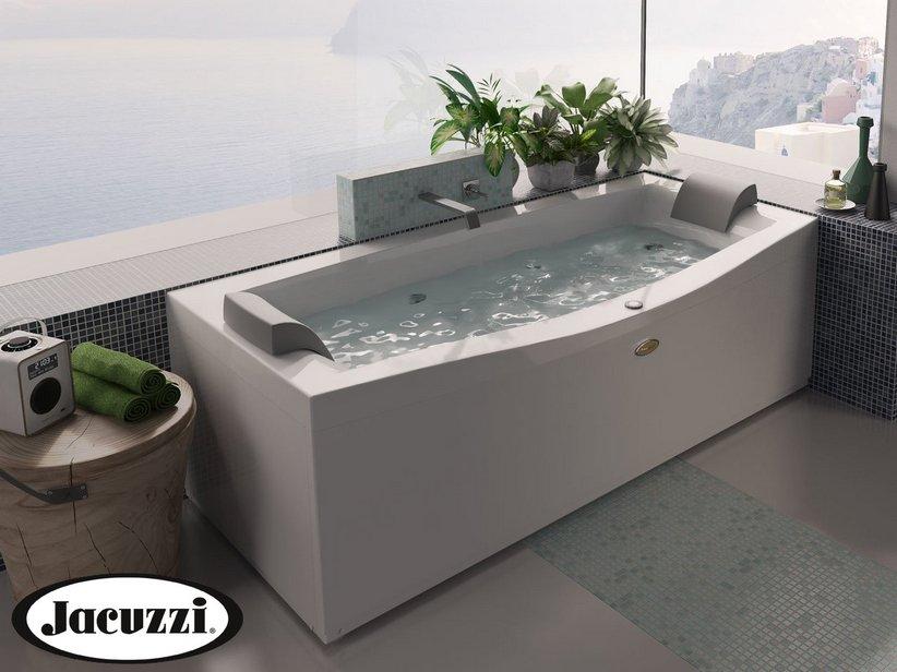 JACUZZI® ESSENTIAL WHIRLPOOL 180X78 REV - Iperceramica