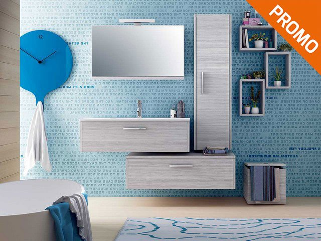 Mobile bagno Jolly 100 Plus - Iperceramica