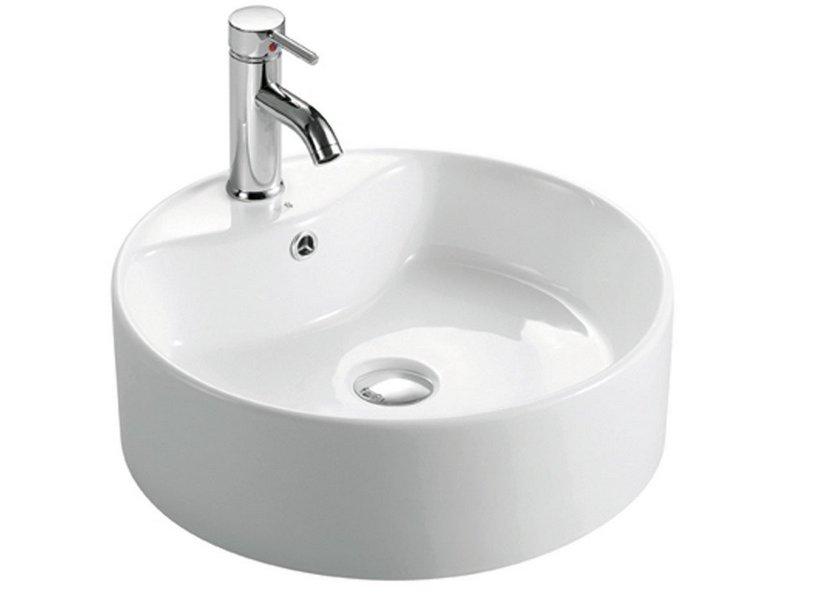 Lavabo darredo yakarta Ø46 altezza 15 ceramica iperceramica