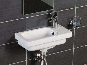 Vasche Da Bagno Angolari Iperceramica : Lavabo bagno da appoggio iperceramica