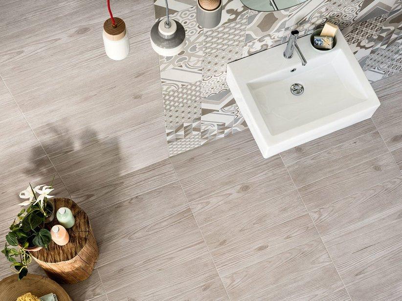 Malibu 39 grey 15x60 iperceramica - Gres porcellanato effetto legno 15x60 12 00 mq iva ...