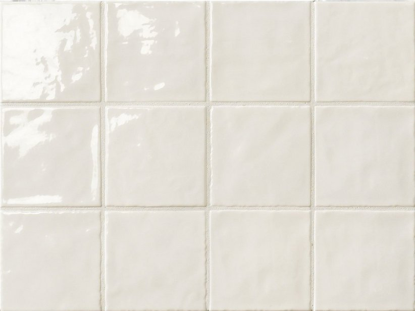 Napoli bianco iperceramica piastrelle bagno