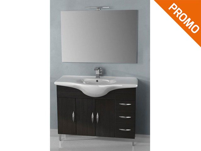 Bagni moderni wenge mobili lavabo bagno design - Mobili in wenge ...